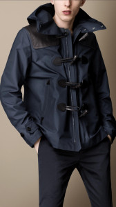 duffle coat Fall Outerwear Trends Men 2013