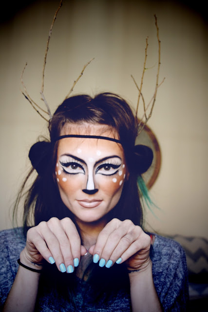 Halloween Costume Ideas 2013 deer