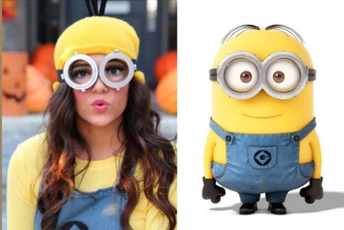 Halloween Costume Ideas 2013 minion