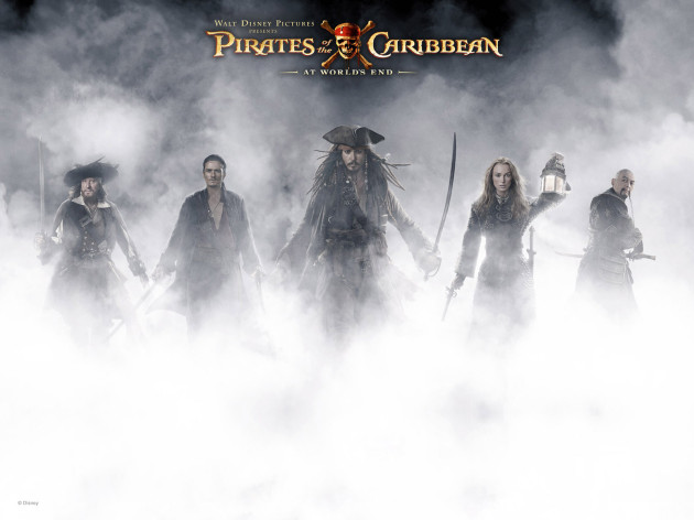 Most Expensive Movies Of All Time: Pirates Of The Caribbean: At World's End