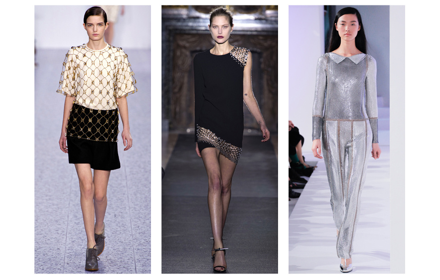 Trends For Fall-Winter 2014 | Women Style _r__sille_m__tallique_chlo____anthony_vaccarello_et_paco_rabanne_546629926_north_883x.1