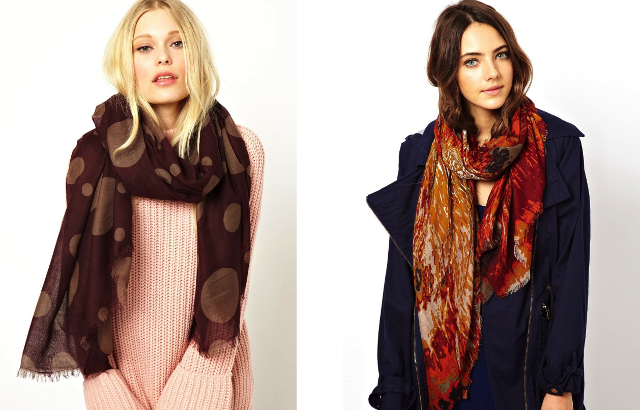 Christmas Gifts For Her 2013 scarves