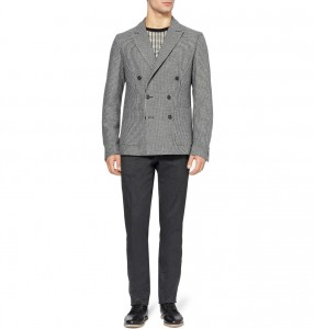 wool blazer Fall Outerwear Trends Men 2013