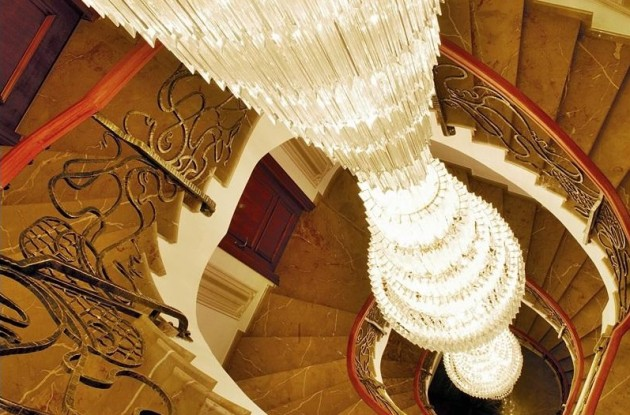 chandelier Hotel Carol Parc | Luxury Hotel in Bucharest