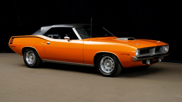 1970 Plymouth Hemi Barracuda Most Expensive Muscle Cars in the World