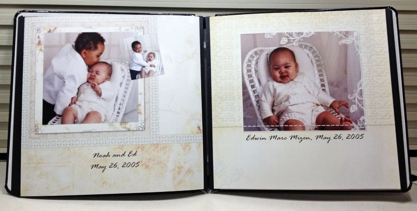 family photo album christmas gift ideas for parents top 10 image - Best Christmas Gifts For Parents