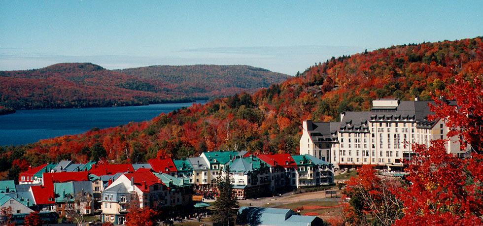 Spa Resorts for Après Ski | Top 5 Fairmont Mont Tremblant Resort in Mont Tremblant – Quebec, Canada