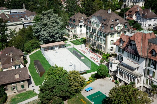 Most Expensive Boarding Schools In The World: Brillantmont International School