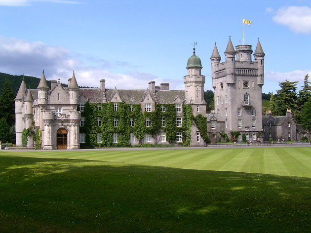 Best Castles To Visit Around the World: Balmoral Castle