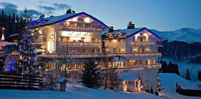Spa Resorts for Après Ski | Top 5 Le Chabichou Courchevel 1850 – France