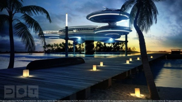 Dubai's Underwater Hotel | Water Discuss