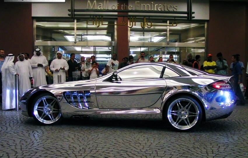 Top 10 Most Expensive Tuned Cars In The World | Mercedes Benz White Gold