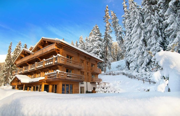 Most Expensive Ski Chalets In The World: The Lodge - Verbier