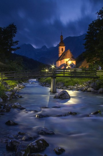 Beautiful Churches In Europe: St. Sebastian