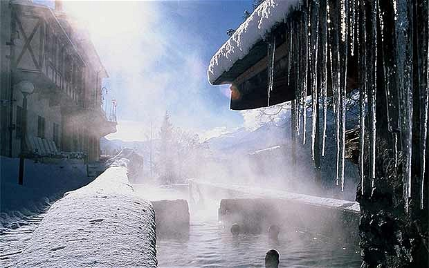 Spa Resorts for Après Ski | Top 5 Bagni di Bormio Spa Resort, Bormio – Italy Spa Resorts for Après Ski | Top 5