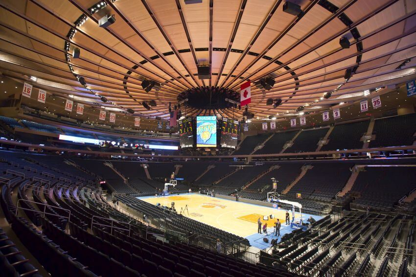 Top 10 most expensive stadiums in the world ranked for Best restaurants near madison square garden