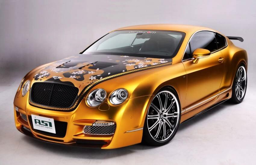 Which Is The Costliest Car In The World >> Top 10 Most Expensive Tuned Cars in the World
