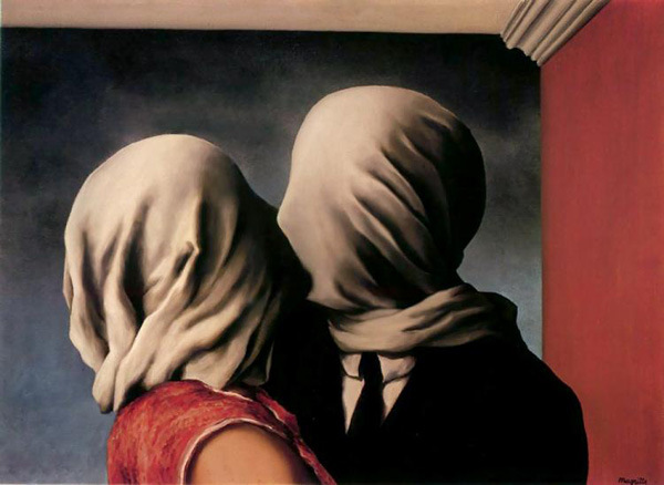 Most Famous Kissing Art Pieces Rene Magritte