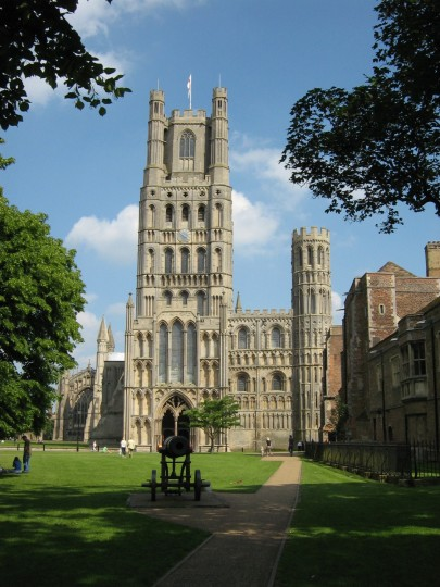 Beautiful Churches In Europe: Ely Cathedral