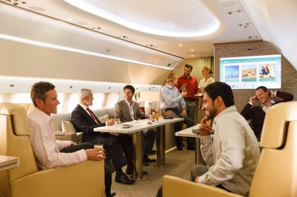 Emirates-luxury-private-jet-service-Emirates - Luxurious Private Jet