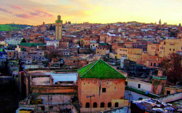 Amazing Cities To Visit In Your Lifetime: Marrakech