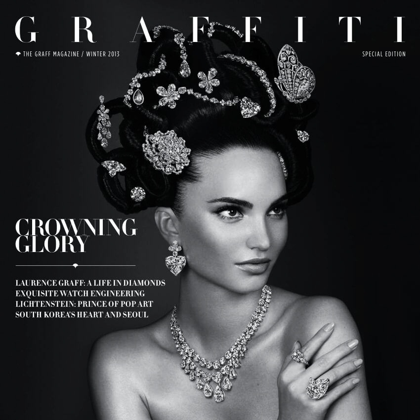 Most Expensive Hairstyle in the World via graffdiamonds.com