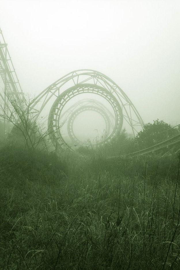 Amazing Abandoned Places Around the World - Part3: Nara Dreamland in Japan