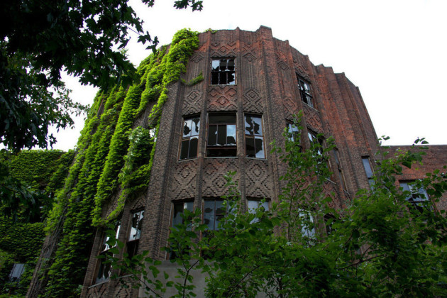 Amazing Abandoned Places Around the World - Part3: North Brother Island near New York City, New York