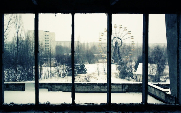 Amazing Abandoned Places Around the World: Pripyat, Ukraine