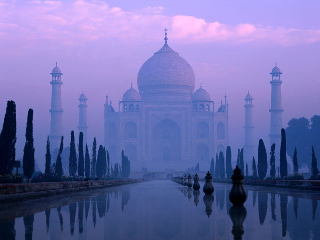 Taj-Mahal-Amazing Places You Must See Before They Disappear