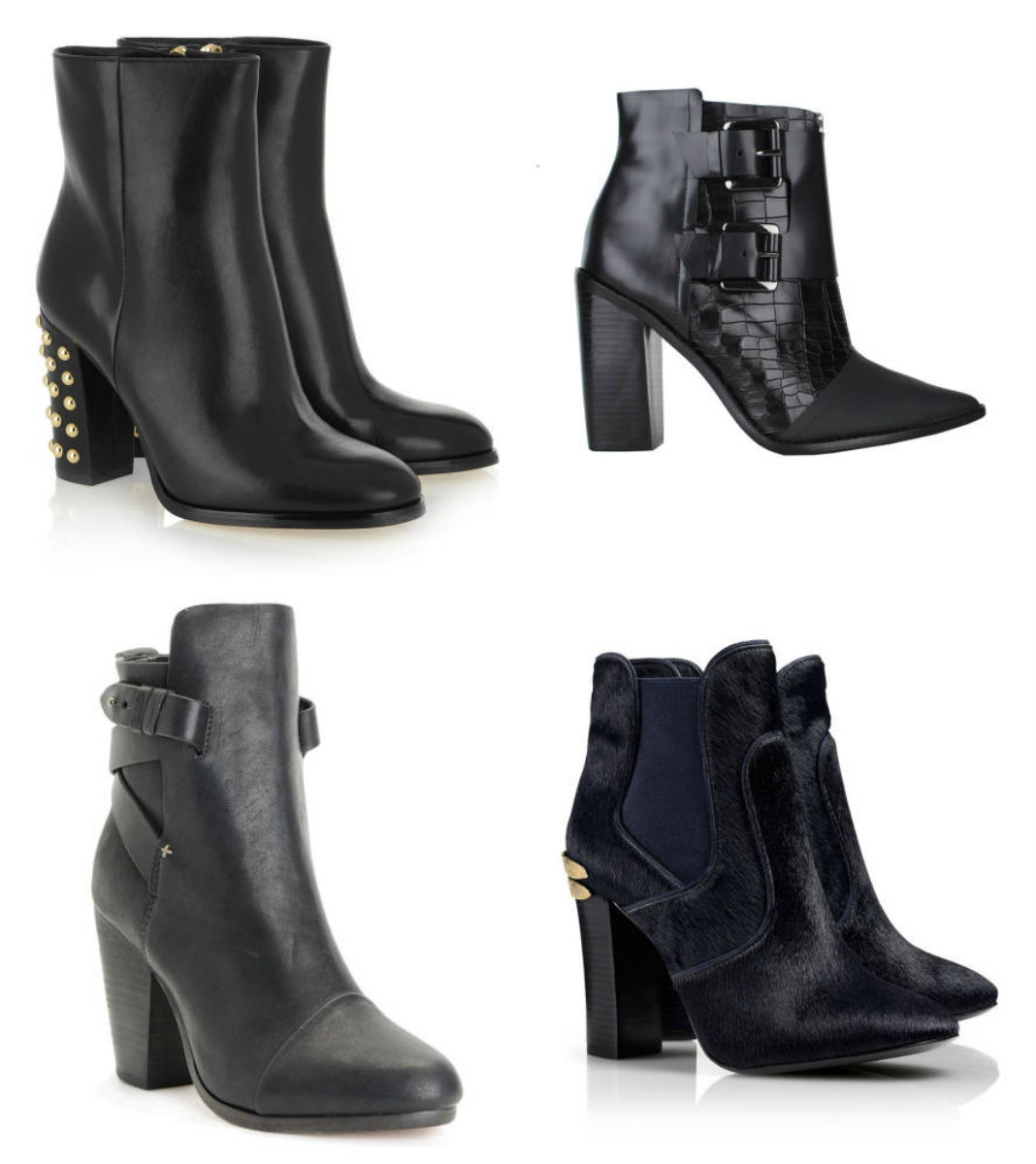 Boots for Fall-Winter 2013-2014