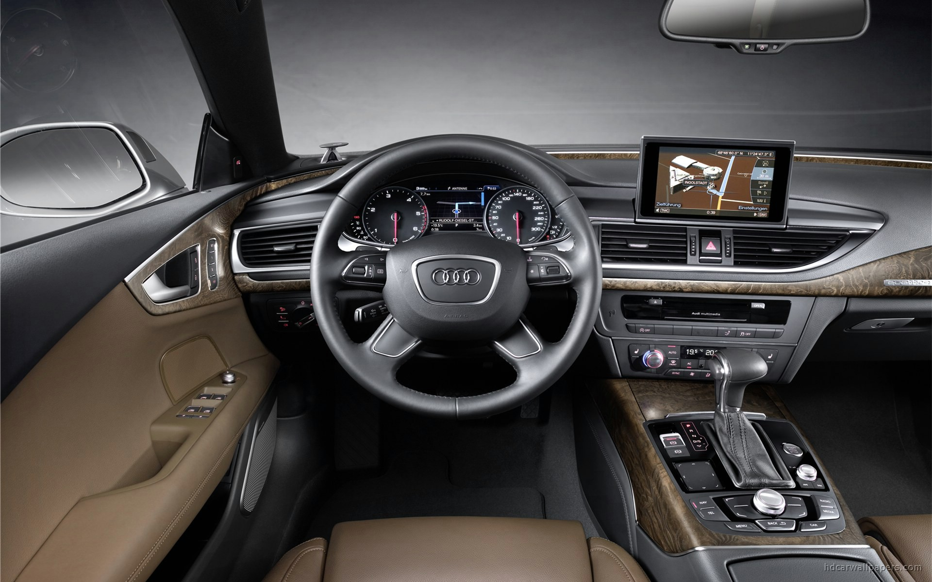 Volvo Q4 >> Most Expensive Car Interiors in the World - Alux.com