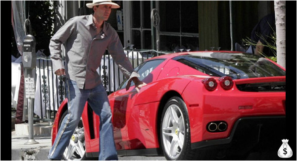 cage Celebrities With The Most Expensive Cars