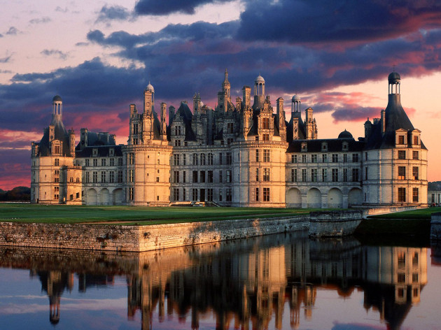Best Castles To Visit Around the World: Château de Chambord