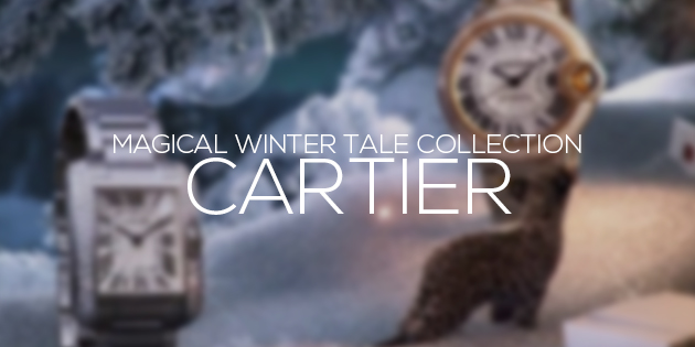 cover cartier magical collection winter