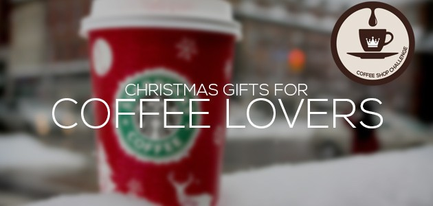 over christmas gift ideas for coffee lovers