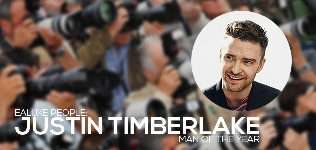 Justin Timberlake – Man Of The Year