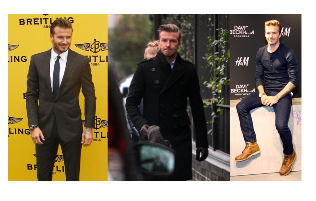 dvdbkhm Stylish Male Celebrities 2013  #10  David Beckham