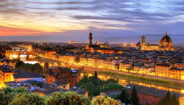 Amazing Cities To Visit In Your Lifetime: Florence
