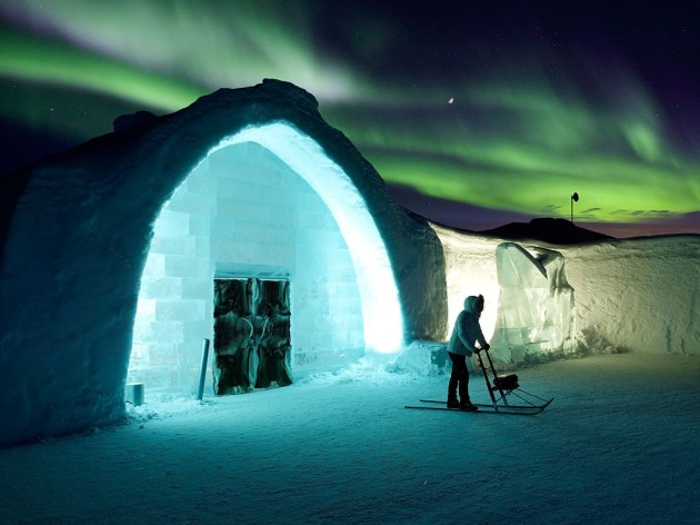 Best Ice Hotels in the World: Ice Hotel - Sweden