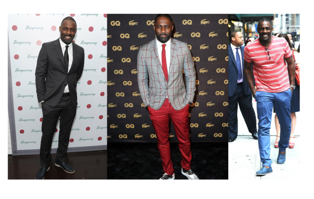 idrslba Stylish Male Celebrities 2013 :  #3 Idris Elba