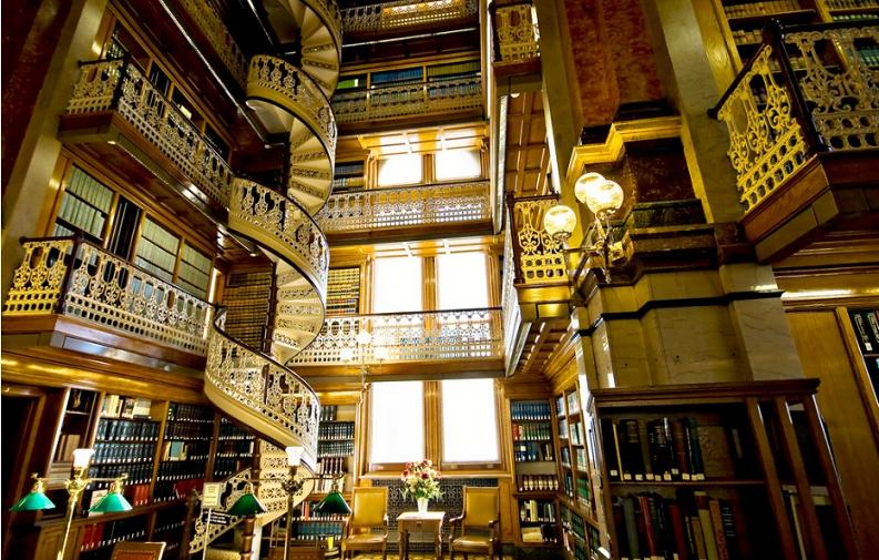 iowa-state-capital-law-library Incredible Libraries Around The World
