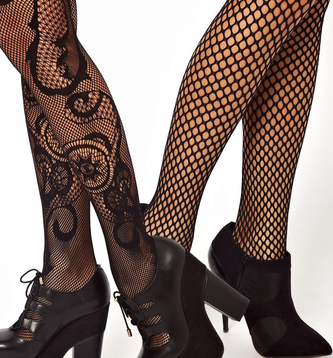 lace-tights-2 Tights Trends 2013-2014 | Women's Fashion