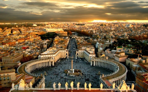 Amazing Cities To Visit In Your Lifetime: Rome