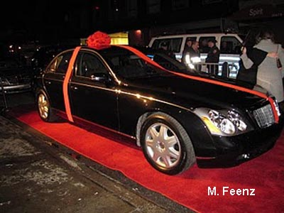 maybach-season Celebrities With The Most Expensive Cars