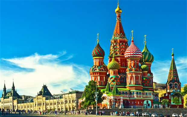 Amazing Cities To Visit In Your Lifetime: Moscow