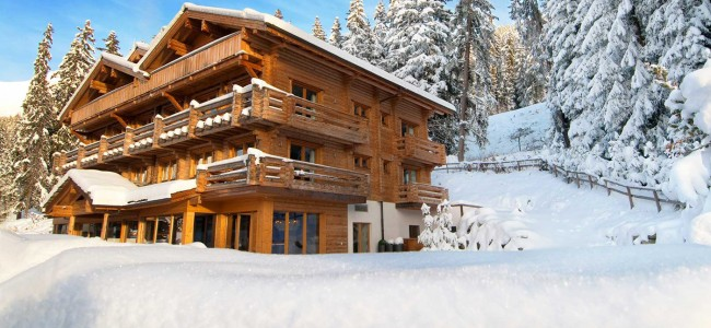 Most Expensive Ski Chalets In The World