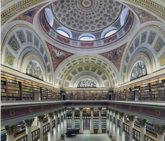 national-library-of-finland-helsinki Incredible Libraries Around The World