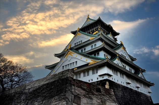 Best Castles To Visit Around the World: Osaka Castle