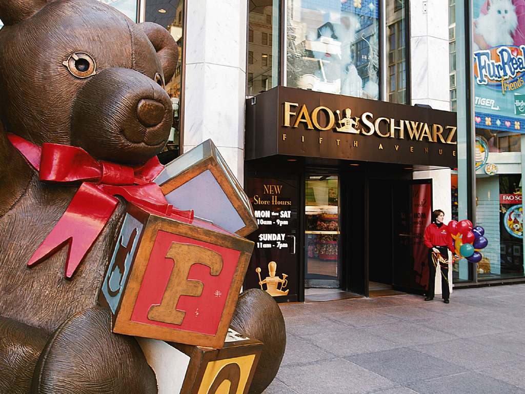Most Expensive Toy Store in the World